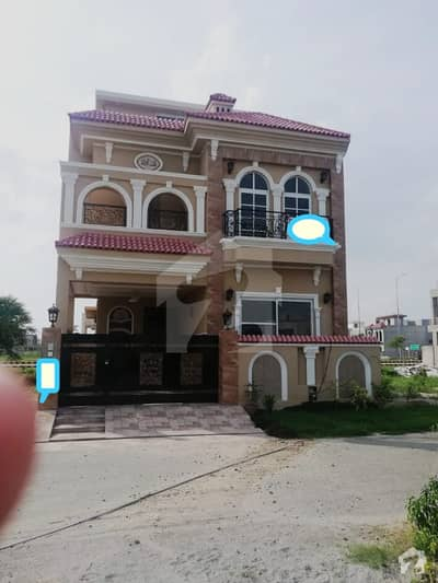 5 Marla Slightly Used Out Class Modern Luxury House For Rent In Dha Phase 5