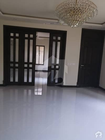 F-7 500 Square Yard Beautiful Brand New House For Sale