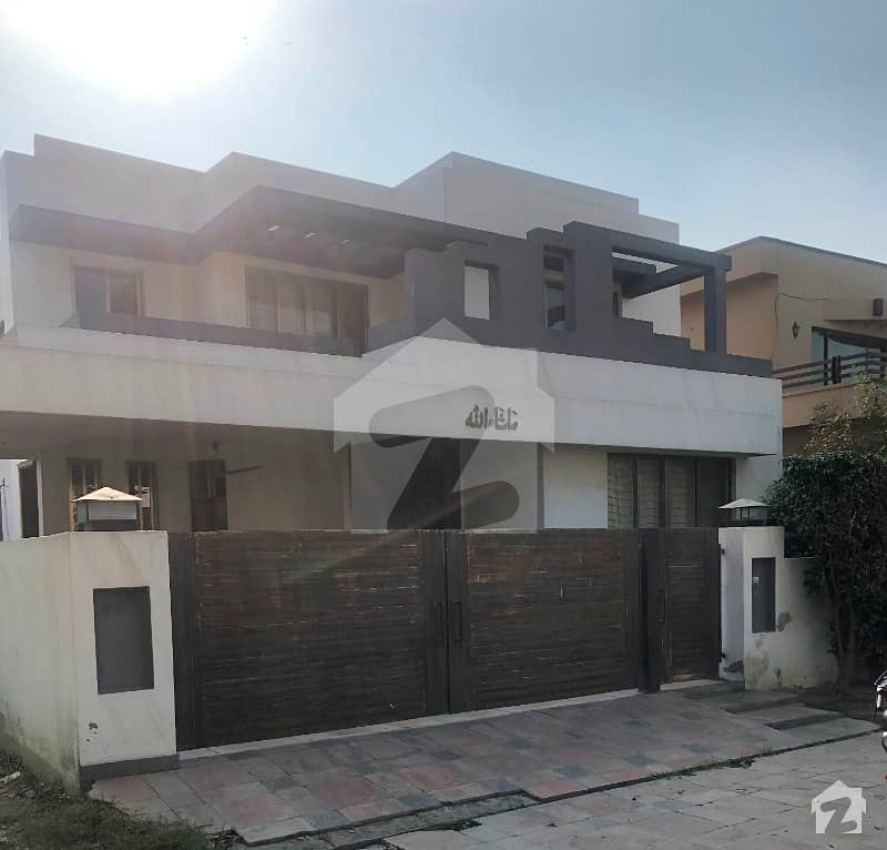 01 Kanal Used With Full Basement Near Park Home Phase 5