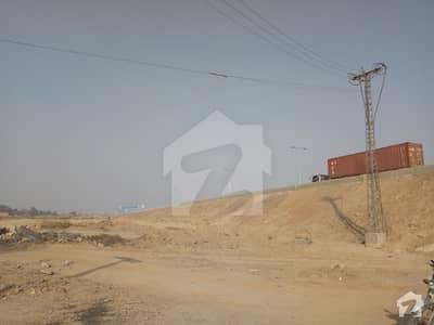 1 Kanal Residential Plot On 120 Feet Main Boulevard DHA Phase 9 Prism  Block K