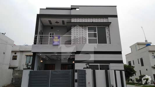 5 Marla Corner Brand New House Is Available For Sale In Park View Villas Rose Block Lahore
