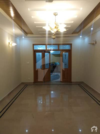 Beautiful Park Face Double Storey House Available For Rent In I8 Islamabad