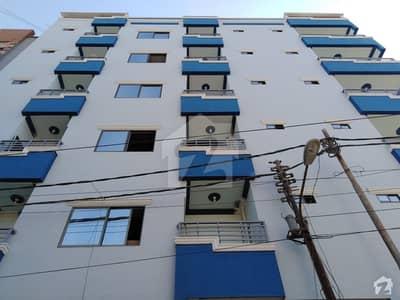 کشمیر کالونی کراچی میں 3 کمروں کا 6 مرلہ فلیٹ 80 لاکھ میں برائے فروخت۔