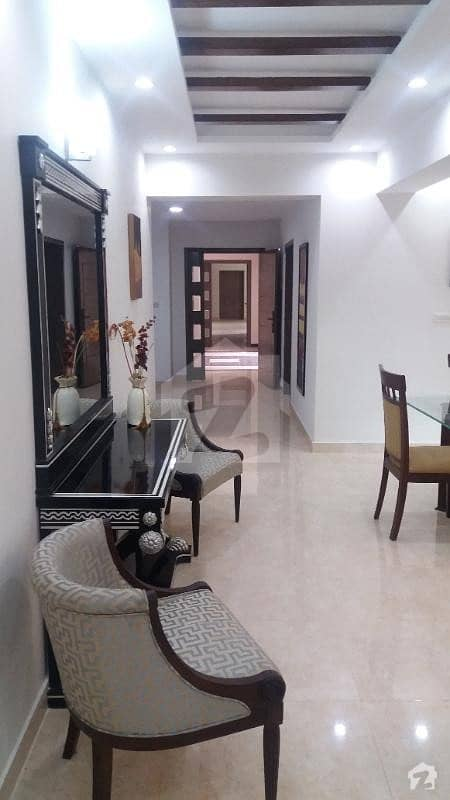 12 Marla 4 Bedroom Flat Available For Sale In Askari 11 Lahore