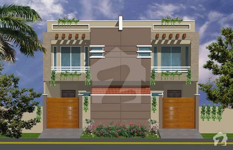 3 Marla House For Sale On 30 Down Payment In Sj Garden Bedian Road