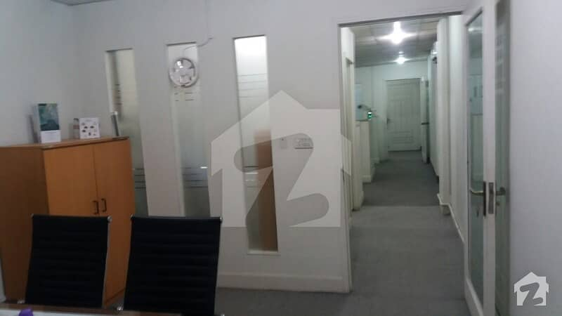 Blue Area Office For Sale Neat And Clean Jinnah Avenue