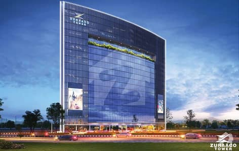 Zuraaco Tower Office Is Available For Sale in installment