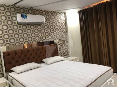 Furnished Single Bed Apartment For Rent In Sector D Bahria Town Lahore
