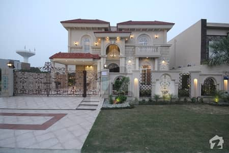 Dha  Lahore Phase 6 One Kanal Brand New Top Location Spanish Villa for sale