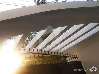 Near Nisar Shaheed Park 500 Sq Yards Bungalow For Rent