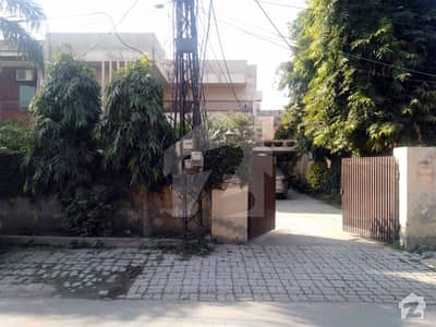 1 Kanal House For Sale In Abu Bakar Block Of New Garden Town Lahore