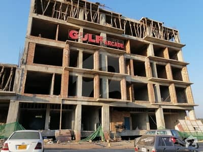 Shop Available For Sale On Installment In Front Of Bahria Enclave Headoffice