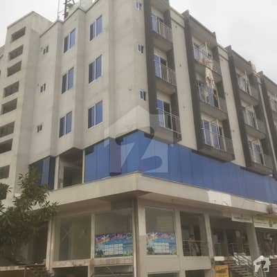 Brand New  Flat Is Available For Sale  Prime Location Ovaisco Heights