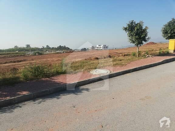 10 Marla Soled Land Plot Is Available For Sale In Bahria Enclave Islamabad