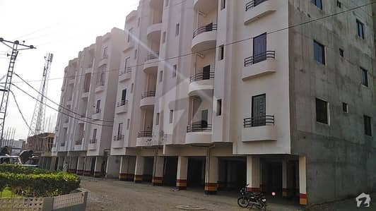 New Flat Available For Sale In Installments At Hussain Heights Wadhu Wah Road Qasimabad Hyderabad