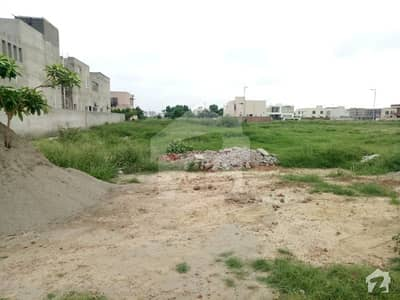 Estate Lines Offers 05 Marla Near Park Plot Near No 586 Block B For Sale  DHA Phase 9