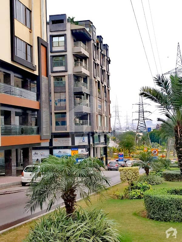 Ground Floor Shop For Sale In Bahria Towm