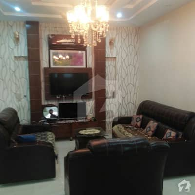 10 Marla Fully Furnished House Available