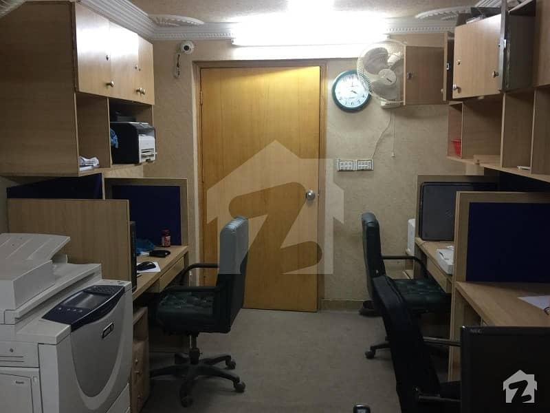 المسلم سوسائٹی سکیم 33 - سیکٹر 34-اے سکیم 33 کراچی میں 4 کمروں کا 10 مرلہ دفتر 1.3 کروڑ میں برائے فروخت۔