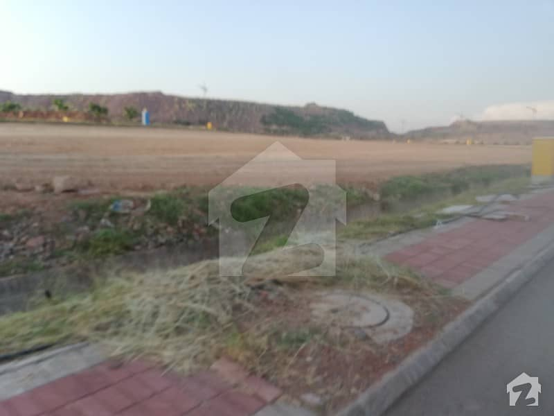Bahria Enclave Sector J 10 Marla Plot 2 Marla Extar Land All Charges Paid