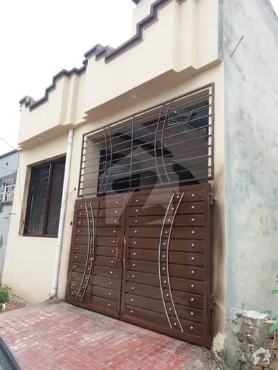 3.25 Marla Brand New House Is Available For Sale