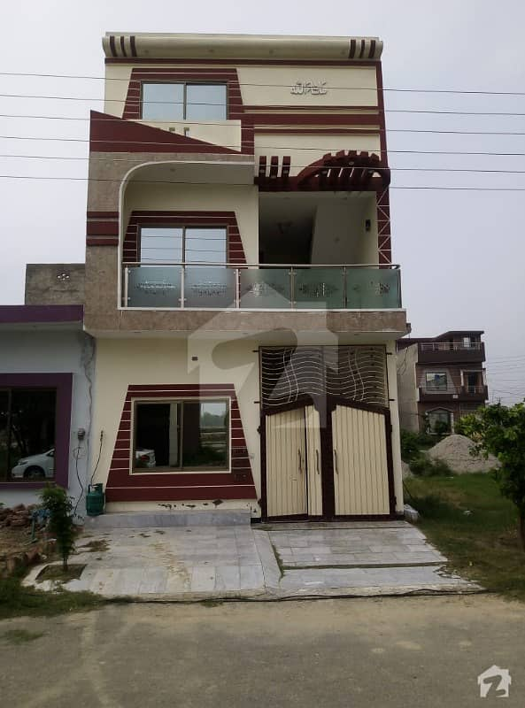 3 Marla House For Sale In Sohaib Block SA Garden Phase 2