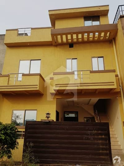 Brand New Furnished Corner House For Sale
