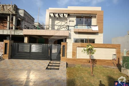 10 Marla Brand New Spanish Design House For Sale At Very Premium Location Of Dha Phase 8