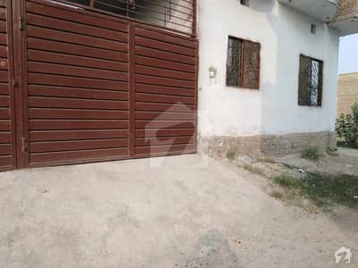 6 Marla Single Storey House For Rent