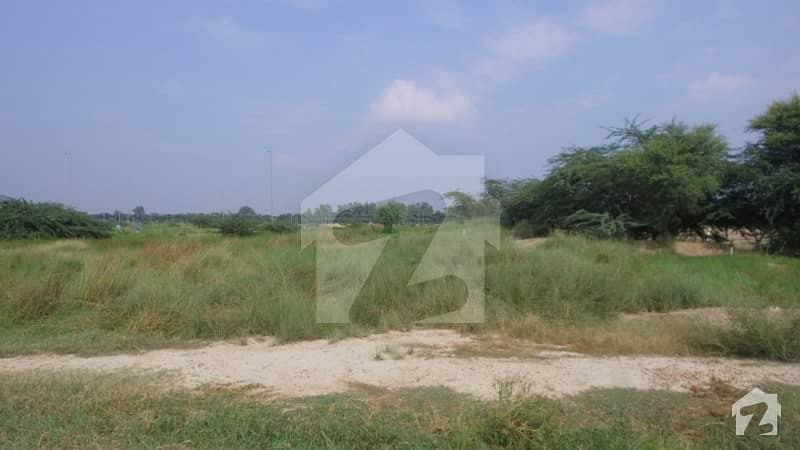 1 Kanal Corner Plot For Sale In DHA Phase 7 Lahore