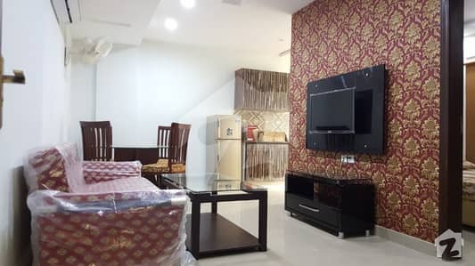 1 Bed Fully Furnished Apartment For Rent In Bahria Town Lahore