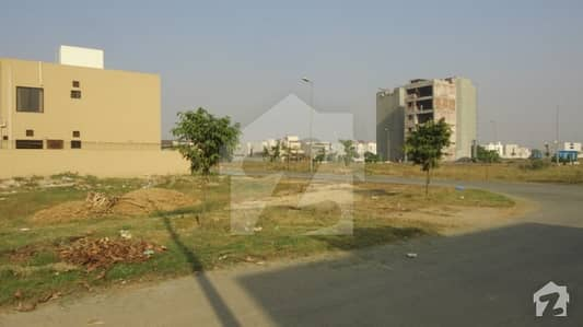 10 Marla Residential Plot For Sale In D Block Of DHA Phase 6  Lahore
