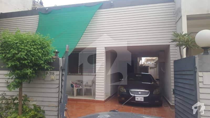 10 Marla Old House For Sale In DHA Phase 1 P Block