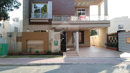 10 Marla Brand New House For Sale In Jasmine Block Of Bahria Town Lahore