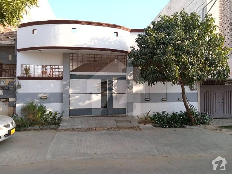 گلشنِ معمار - سیکٹر ایکس گلشنِ معمار گداپ ٹاؤن کراچی میں 3 کمروں کا 8 مرلہ مکان 1.36 کروڑ میں برائے فروخت۔