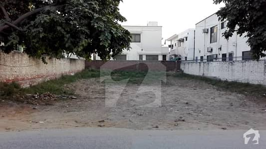 1 Kanal Residential Plot For Sale In W Block Of DHA Phase W Lahore