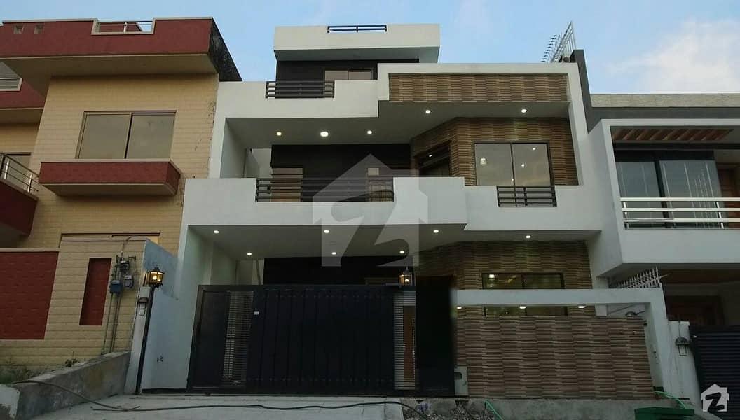 جی ۔ 14 اسلام آباد میں 4 کمروں کا 9 مرلہ مکان 3.1 کروڑ میں برائے فروخت۔
