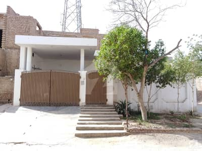 10 Marla Double Storey Corner House Is Available For Sale
