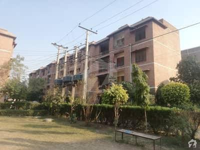 جی ٹی روڈ لاہور میں 2 کمروں کا 4 مرلہ فلیٹ 47 لاکھ میں برائے فروخت۔