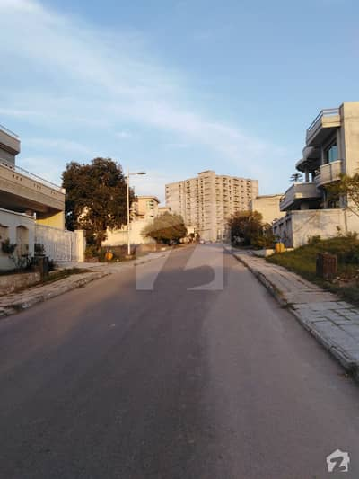 10 Marla Height Location Plot for Sale Zaraj Housing Scheme Islamabad