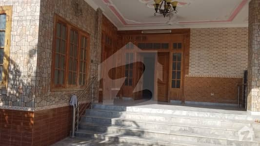 Phase 7 Sector E-6 - 14 Marla Ground Floor Is Available For Rent