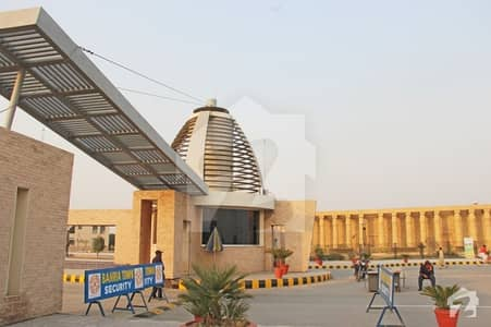 Ideal Location Low Price Fully Developed 5 Marla Plot For Sale In D Block Bahria Orchard Phase 2 Lahore