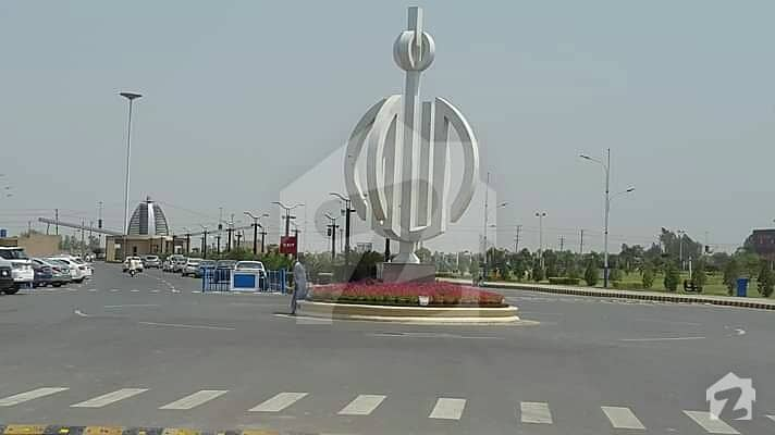 Ready To Construct 5 Marla Residential Plot For Sale In F Block Bahria Orchard Phase 2 Lahore