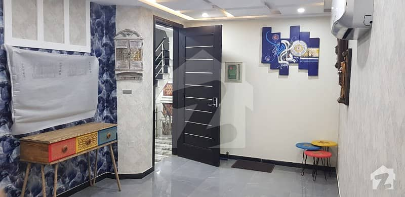 1 Bed Fully Furnished Flat available for rent in Sector C Bahria Town