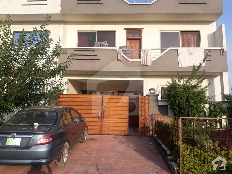8 Marla Beautiful House For Sale At Jinnah Garden Islamabad