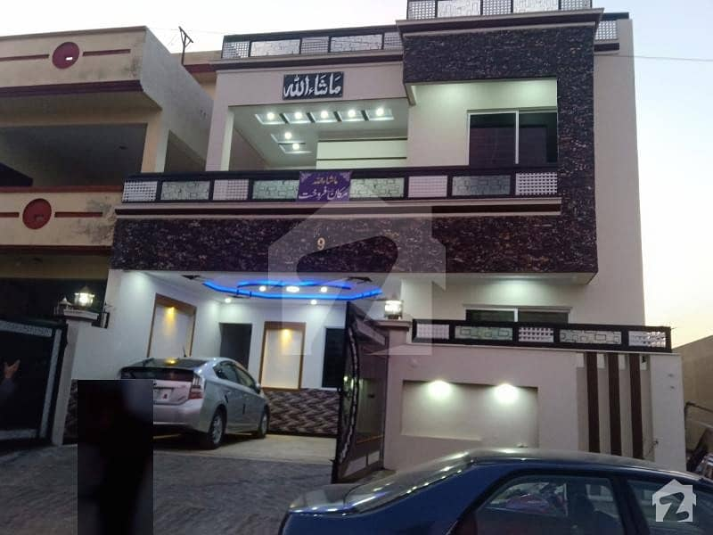A Brand New House Located At Top Location All The Facilities Are Available Located Near To The Market And Masjid Ideal Location