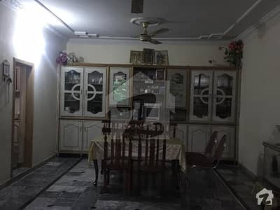G-12 Iqbal Town 15 Marla Ground Portion Is Available For Rent Marble Flooring