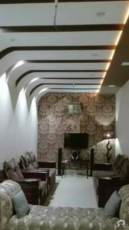 University Avenue Colony Multan 5 Marla Double Storey House For Rent