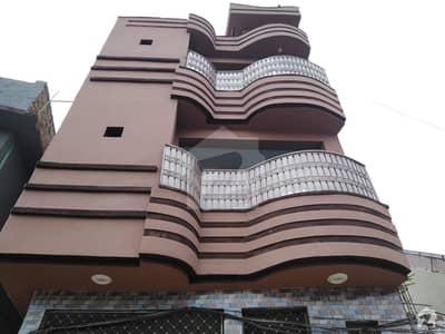 گلبرگ پشاور میں 5 کمروں کا 3 مرلہ مکان 75 لاکھ میں برائے فروخت۔
