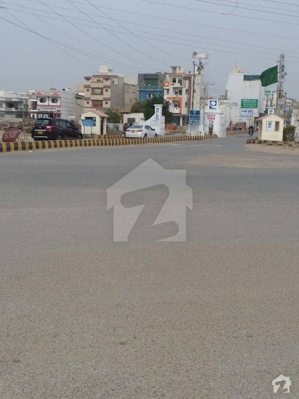 Plot Is Available For Sale In Saadi Town Scheme 33